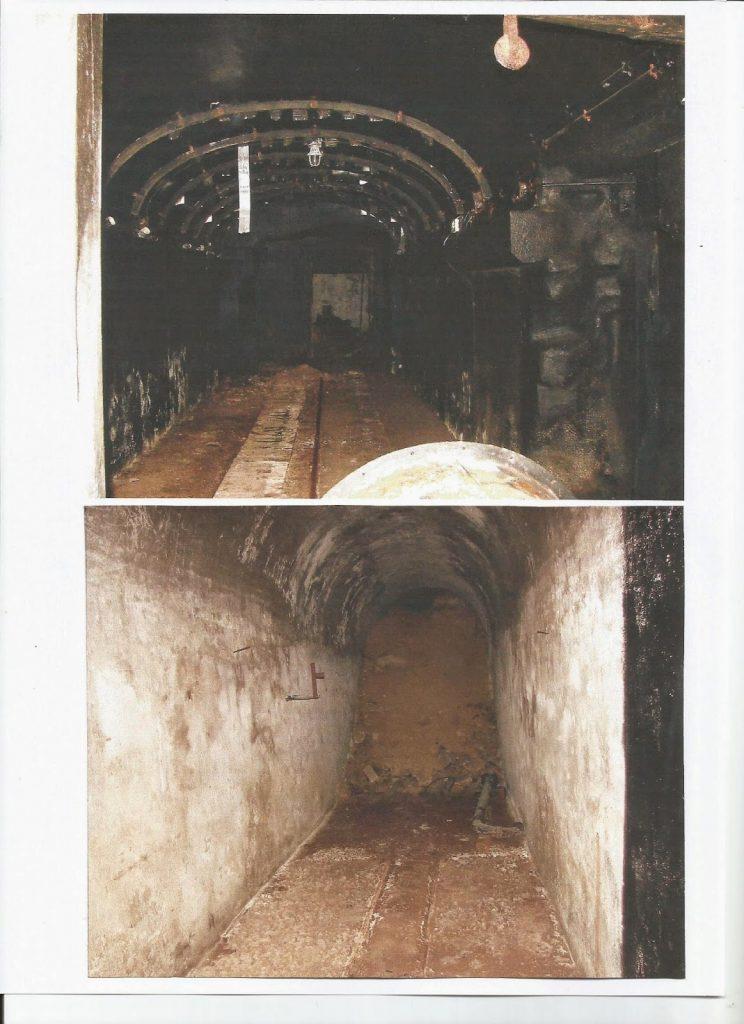 tuneles montjuic