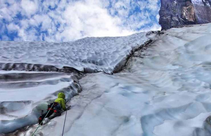 First ascent in Greenland (Apostel Tommelfinger)