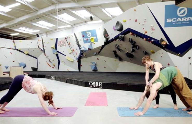 Yoga Aufwärmen Klettern - EpicTV