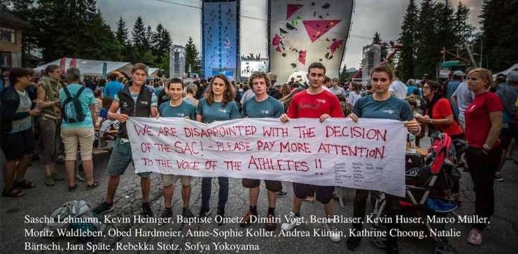 Athleten enttäuscht vom Schweizer Alpen-Club SAC