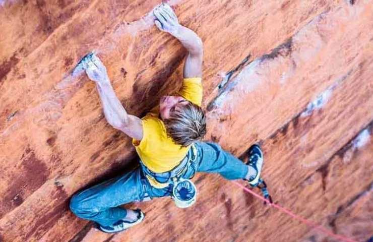Alex Megos gelingt 8c+ Erstbegehung in Südafrika
