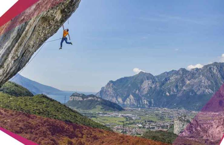 The new Arco climbing guide 2017 from Vertical Life is here