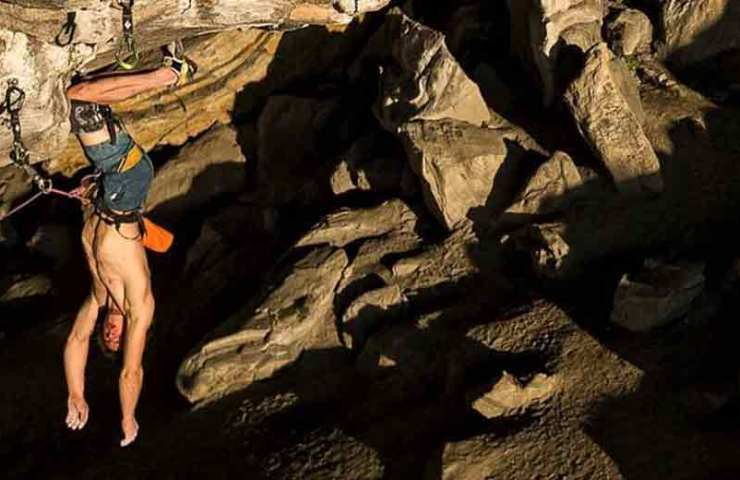 Why Adam Ondra christened the world's first 9c Silent