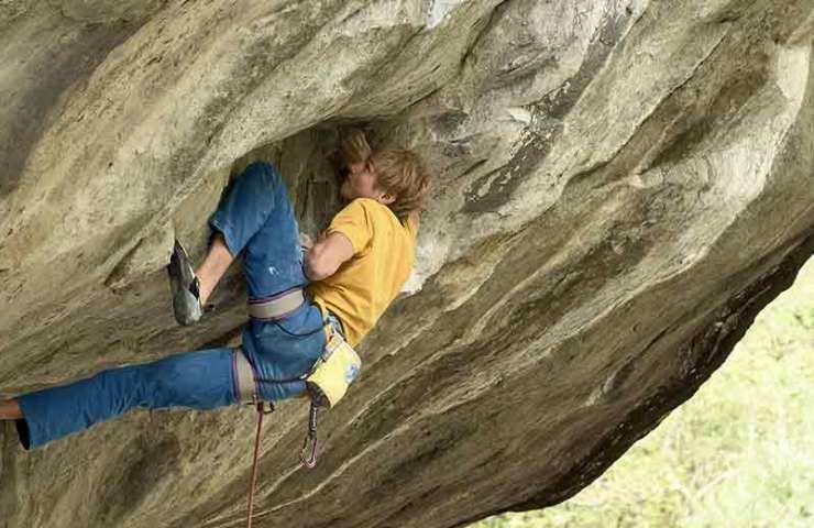 Alex Megos: In 6 days 10 hard routes in Switzerland climbed