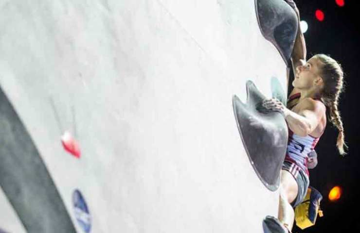 Die sechs besten Boulder-Athletinnen am La Sportiva Legends Only