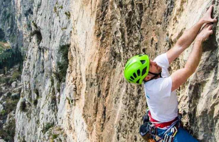 Neuer Kletterführer: Mehrseillängenklettern in Arco