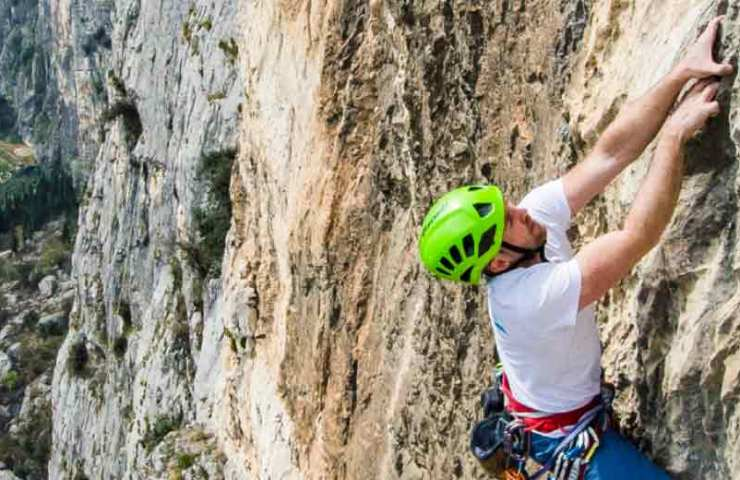 New climbing guide: multi-pitch climbing in Arco