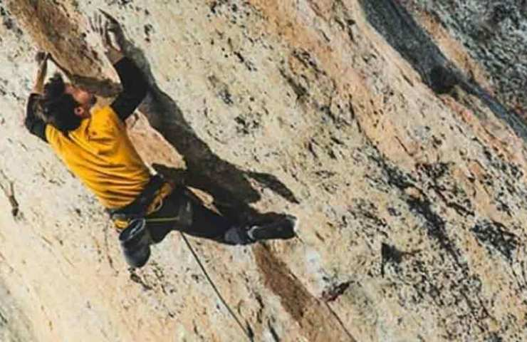 Stefano Ghisolfi climbs a 9b for the fourth time