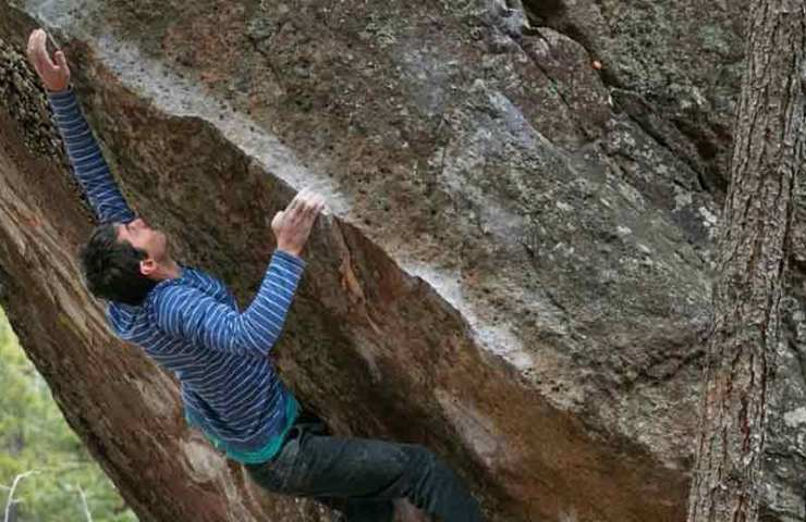 Video: Paul Robinson opens new 8b + Boulder in Flatirons