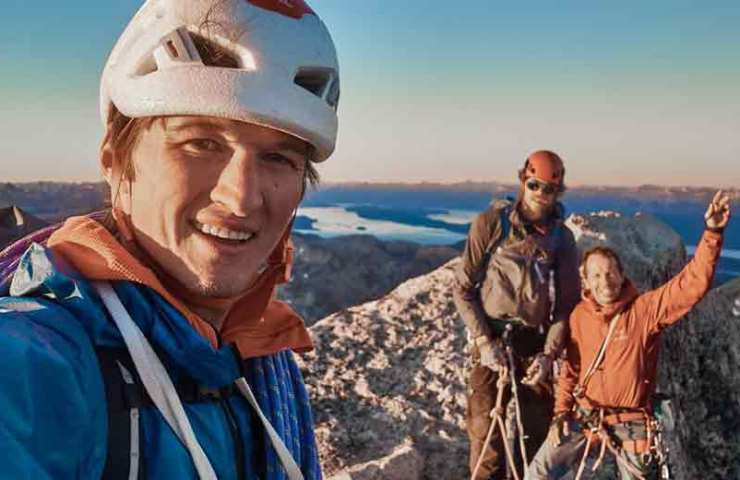 Ein Erlebnisbericht von Michi Wohlleben's Patagonien-Trip