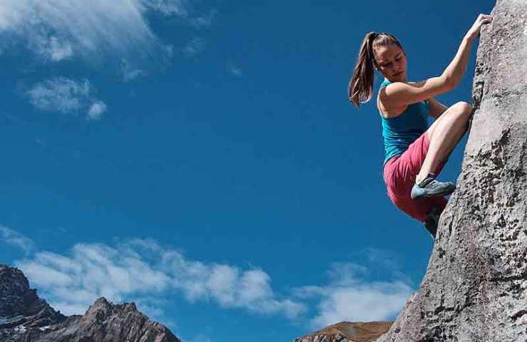 Tipp: Das musst du über Kletterschuhe wissen