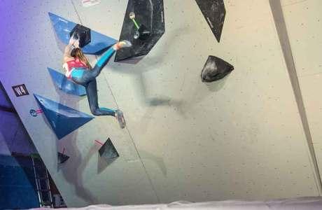 Meiringen: Der erste Boulderweltcup der Saison steht vor der Türe