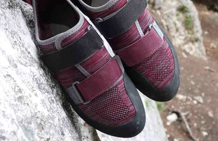 Kletterschuh Black Diamond Momentum im Test