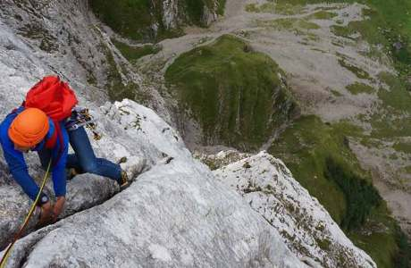 Gewinne ein Kletterwochenende an den Keepwild Climbing Days 2018