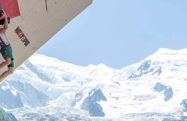 Jessica Pilz und Stefano Ghisolfi gewinnen in Chamonix