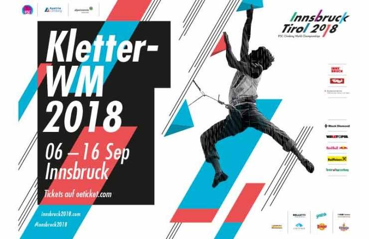 Kletter-Weltmeisterschaft 2018 - Videos, Bilder und Ergebnisse