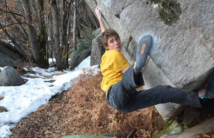 Video über Erstbegehungen im Bouldergebiet Cresciano