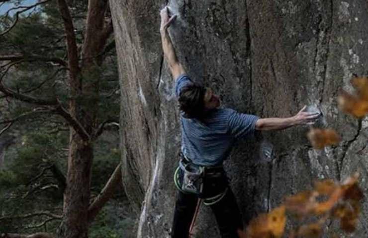 Shawn Raboutou: la ruta L'Oeuvre (8c + / 9a) y Boulder Foundation Edge (8c) se convocaron sumariamente