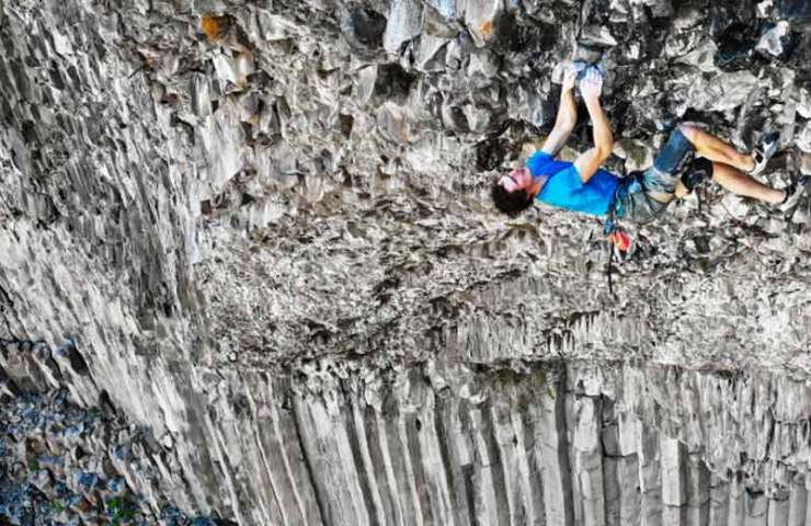 Adam Ondra opens heavy and spectacular route in Chile: Alcatraz (8c) in sector La Carcel