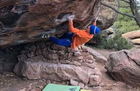 Vadim Timonov: 17 Boulder 8a und schwerer in neun Tagen Albarracin