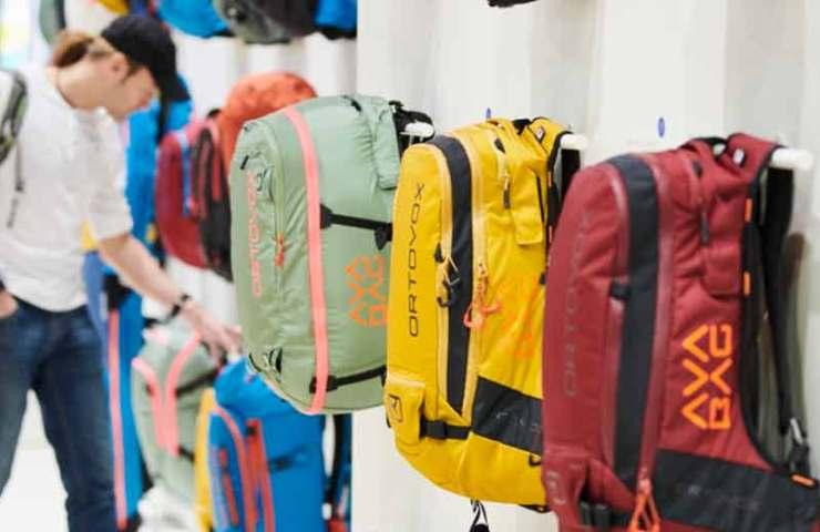 Spannende Produkte an der weltgrössten Outdoormesse ISPO in München