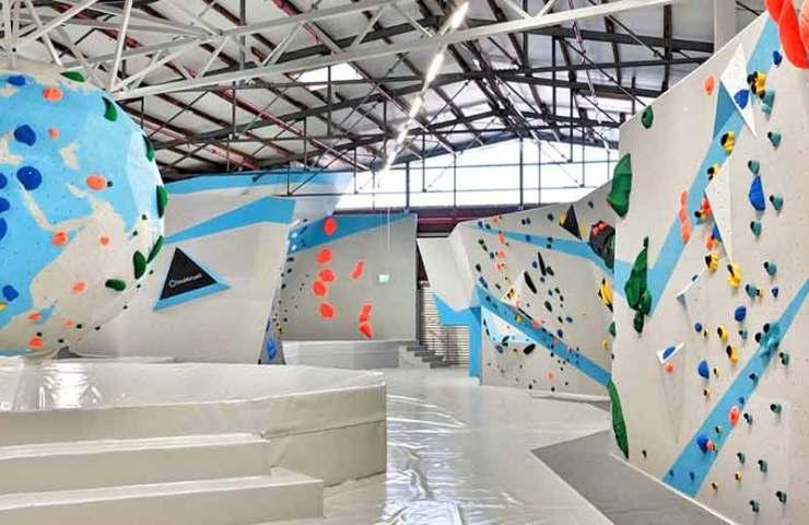 Boulderwelt Dortmund: la sala de boulder más grande de Europa