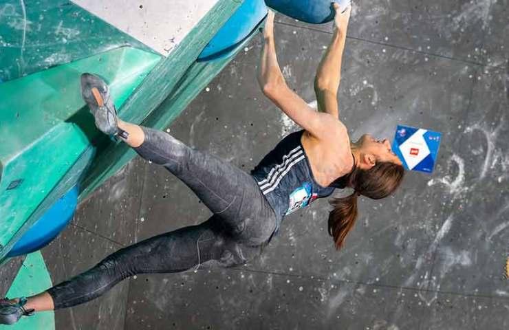 Dieses Wochenende findet der Boulder- und Speedweltcup in Chongqing statt