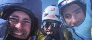 Lama, Auer und Roskelley haben Gipfel erreicht, ehe sie tödlich verunglückten