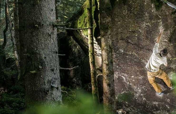 Murgtal – ein Bouldergebiet im Aufwind