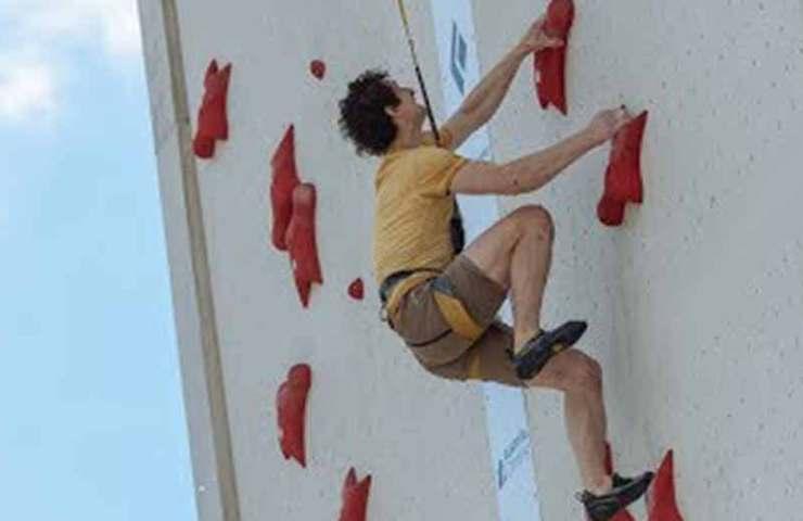 So trainiert Adam Ondra Speedklettern