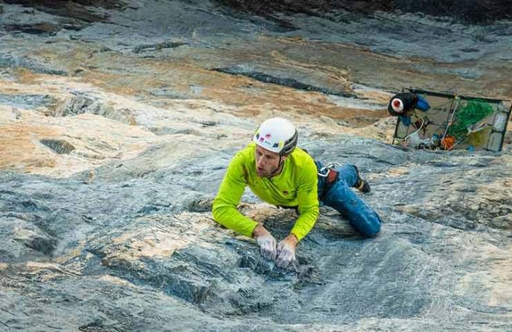 Roger Schäli y Stephan Siegrist logran la primera ascensión del silverback