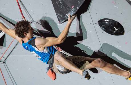 Adam Ondra about his disqualification at the World Climbing Championship in Japan