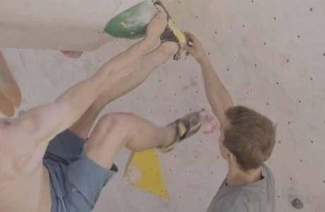 Video: Adam Ondra über Flexibilität und Mobilität beim Klettern