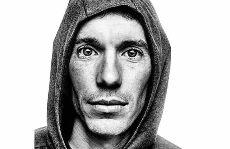 Alex Honnold climbs with Arrested Development for the first time an 9a route