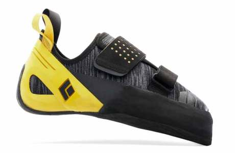 Der Kletterschuh Black Diamond Zone im Test