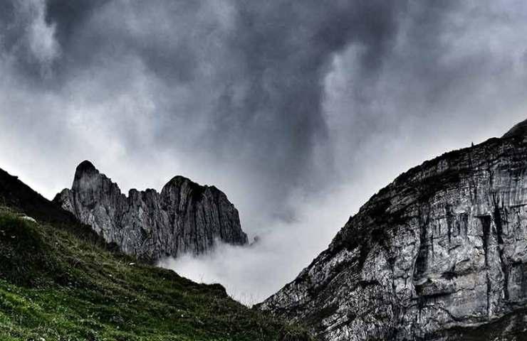 Detailliertes Bergwetter neu in der App von Meteo Schweiz