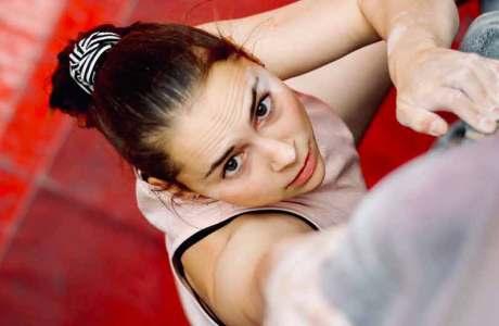 Pro-Tipp: Übungen von Andrea Kümin für dein Klettertraining
