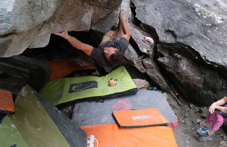 The best crash pads in the test
