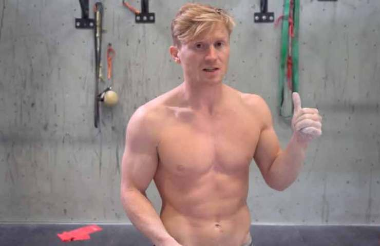 Make 50 one-armed pull-ups in a training session: Magnus Midtbo