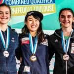 Ito Futaba gewinnt Gold am letzten Wettkampf des Jahres in Toulouse