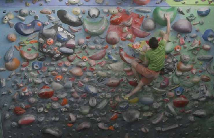 Adam Ondra's tip: A specific training wall belongs in every climbing hall