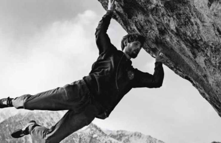 Jimmy Webb can crimp hard: He sends Lucid Dreaming (8c)