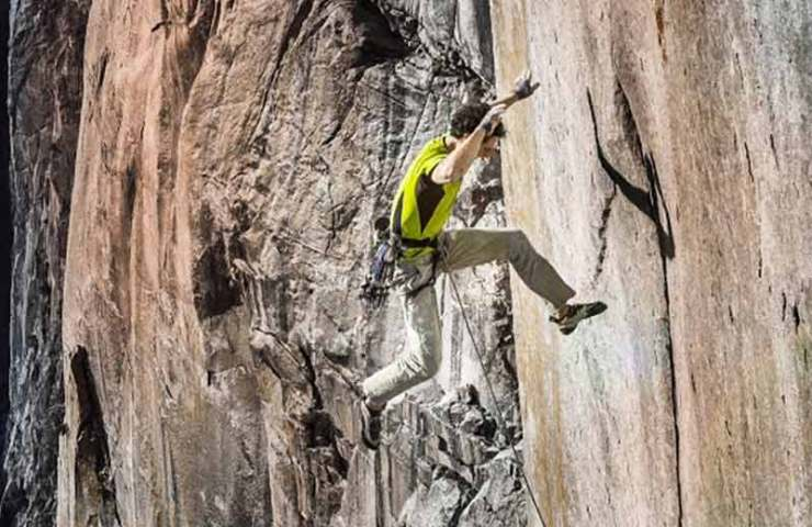 Are you afraid of falling? Here are tips from Adam Ondra