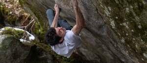 Paul Robinson über das Boulderparadies Tessin und überbewertete Linien