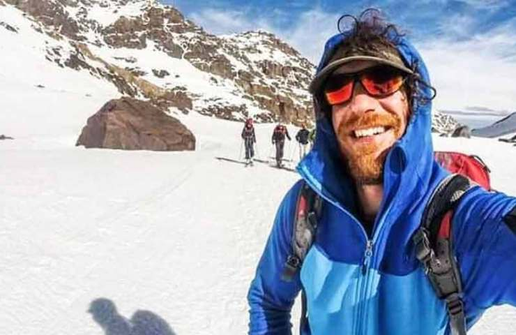 Alpinist Matteo Bernasconi fatally injured