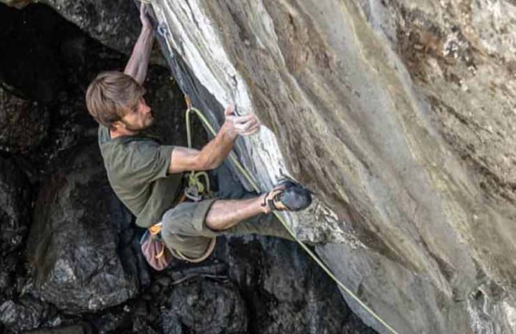 Samuel Ometz manages 9a first ascent: La Mola Mola