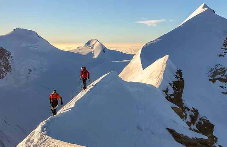 20 peaks in half a day: Nicolas Hojac and Adrian Zurbrügg break record