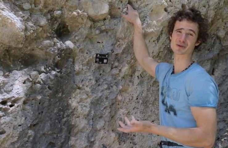 Adam Ondra stellt wenig bekannte Gebiete um Arco vor