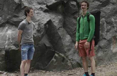 Tips for beginners from Adam Ondra