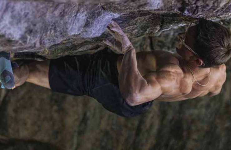 8c + boulder: Drew Ruana climbs Creature from the Black Lagoon